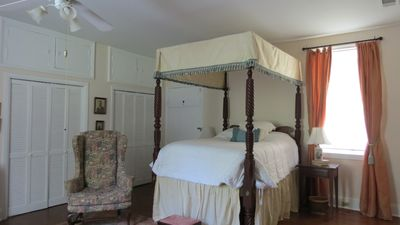 Nineteenth Century Double Bed