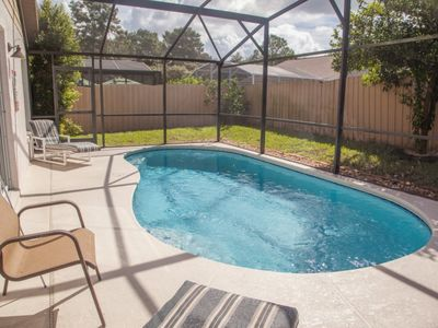 Photo for Modern Bargains - Indian Ridge - Beautiful Contemporary 3 Beds 2 Baths Villa - 3 Miles To Disney
