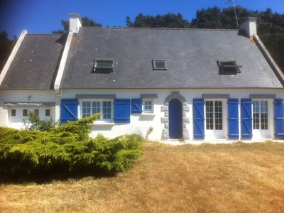 Photo for House 5 bedrooms Near Beaches and Sea Conquet