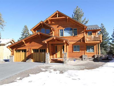 Photo for Private, 4 Bed/4.5 Bath, On the Sierra Star Golf Course