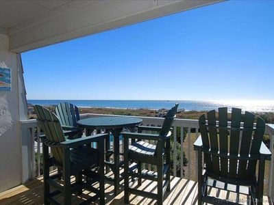 "Photo for NEW LISTING! ""LOVE D VIEW""- Ocean front condo- fantastic view!"