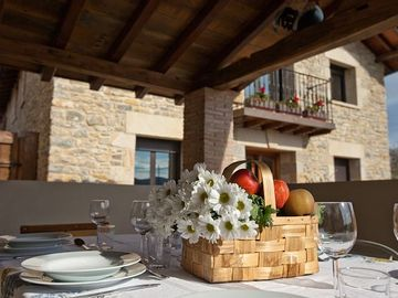Self catering Agroturismo Arkaia for 9 people