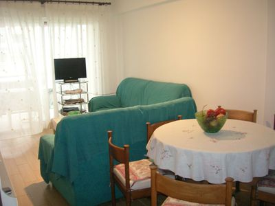 Photo for Gandia apartment with direct access to the beach