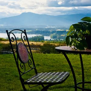 Photo for Taste The View: A dream view of the mountains and lake
