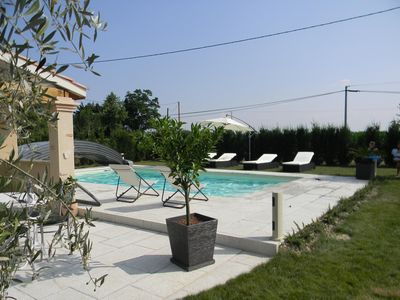 Photo for GITE 3 EPIS WITH SWIMMING POOL CLOSE TO MOISSAC