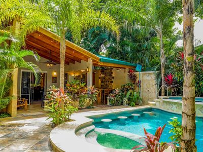 Photo for Casa Costa Rica - $1,200 OFF* June - August.  Best home - 3 mins to the beach!