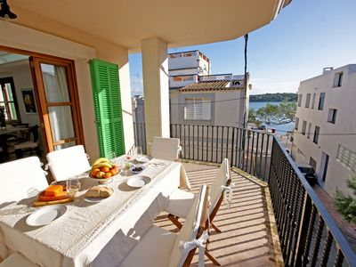 Photo for Can Bordoy - Apartment for 6 people in PortoColom
