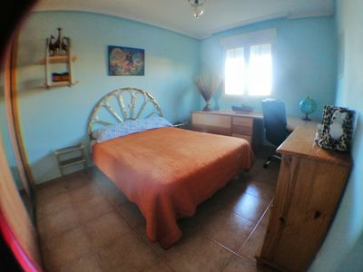 Photo for Chalet 1 room 2 guest 1 bed 1. 5 2. 9 km panoramic views and photos TOLEDO