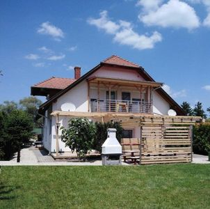 Holiday house Balatonmáriafürdõ for 1 - 12 persons with 6 bedrooms - Holiday house