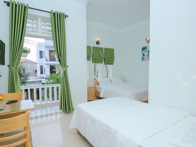 Photo for Van May Homestay Hoian features city views, free WiFi and free private parking,
