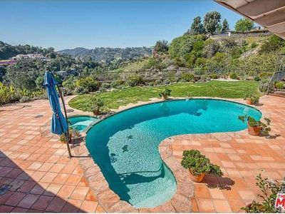 Photo for Beverly Hills View Estate - 3 Bedroom 3.5 Bath Pool Home