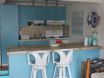 Photo for Beachfront And Oceanview Studio - Coral Beach, Near Port Lucaya, Freeport