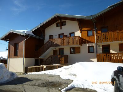 Photo for GRAND DUPLEX 8 Pers- 3 bed for 2 people + loft with 2 people. Balconies