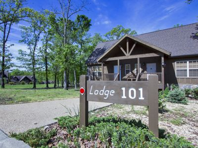 Photo for Magic Moments-1 bedroom, 1.5 bathroom Updated Lodge located at StoneBridge