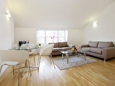 Photo for MARYLEBONE DUPLEX BY REGENTS PARK, OXFORD STREET AND MORE - SPACIOUS 3BR 2BA