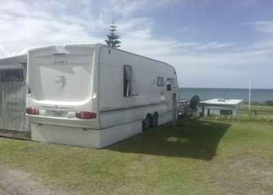 Beach Pad - On the beach at Papamoa