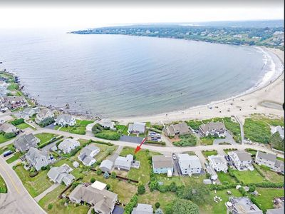 Photo for DUNES ROAD! OCEAN VIEW AND ONLY STEPS TO BEACH. BOOK NOW 2020
