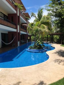 Photo for Paramar 01 _ Tropical Paradise, Private  Garden & Jacuzzi, Tulum.