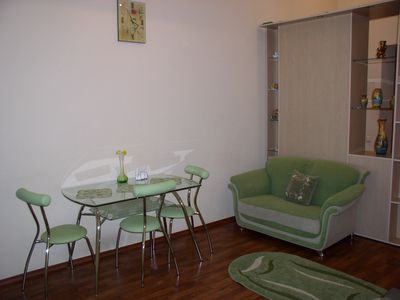 Photo for One-room. 19a Volodymyrs'ka St. Centre of Kiev - Studio Apartment, Sleeps 2