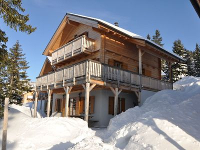 Photo for Very nice and comfortable apartment in a chalet village at an altitude of 1600 meters. From the chal