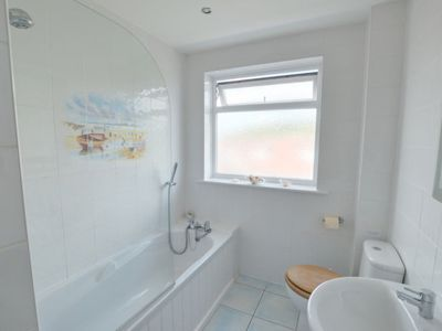 Photo for Apartment Grand View in Swanage - 6 persons, 3 bedrooms