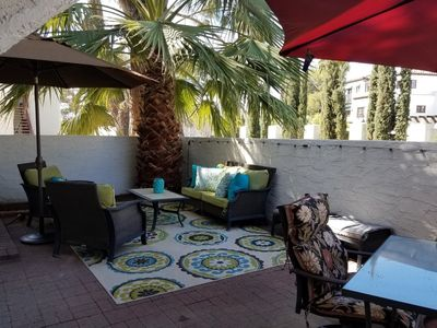 Photo for Beautiful 2 bedroom 2 bath condo in Scottsdale's prestigious Mc Cormick Ranch