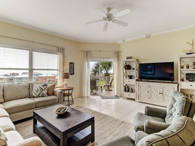 Photo for ALL King Beds---Within Walking Distance of the Beach!