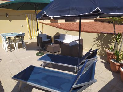 Photo for 1BR Apartment Vacation Rental in Rometta Marea