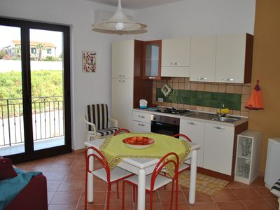 "Photo for Holiday homes ""Al porticciolo"" with sea view"