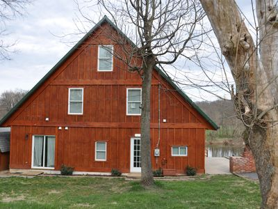 Photo for Private Studio on the Monocacy River. Sleeps 4, 1 Full Bath, Kitchenette