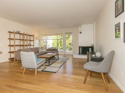 Photo for #211 Sleek, contemporary and quiet one bedroom in Pacific Heights