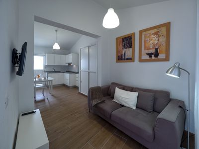 Photo for NEW AND LOVELY APARTMENT WITH TERRACE, WIFI, VERY CLOSE TO THE SEA