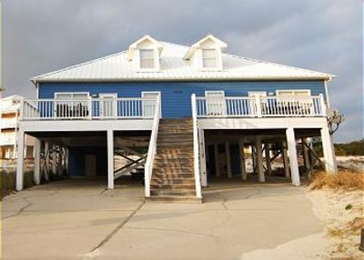 Photo for Exceptional house just 100 yard walk from the beach!!