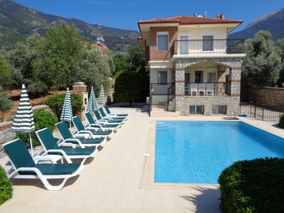 Photo for Golden Trio Villa 2 with unlimited secure wifi &  large private pool
