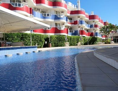 Photo for Suitable for 6 people, breakfast, 3 pools and beach service!