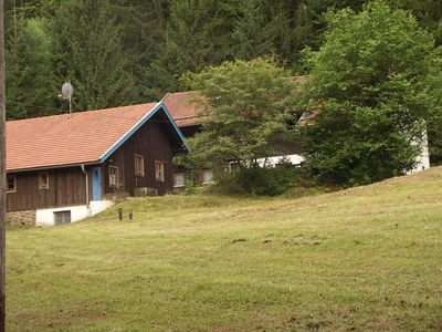 Photo for Apartment for 5 people in a secluded location in the Bavarian Forest