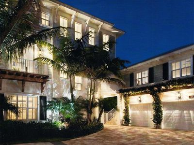 Photo for Luxurious Jupiter, Southern Florida Beachside Retreat, Steps From the Ocean