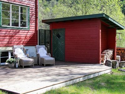 Photo for Vacation home Hårland in Etne - 12 persons, 4 bedrooms