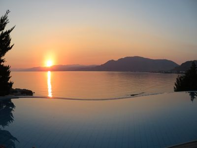 Photo for Villa on the Beach with Infinity Pool