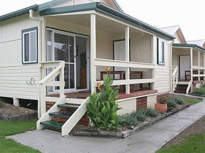 Photo for Murunna Cottages No 1 Bermagui (Stringybark). A delightful 2 bedroom cottage .