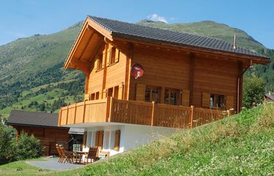 Photo for 5* Family Chalet with breathtaking mountain view