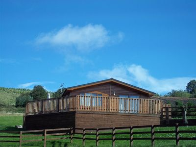 Photo for Woodpecker Lodge in Fife