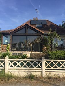 Photo for 4BR House Vacation Rental in Saint-Pair-sur-Mer, Normandy