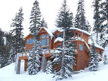 Ski-in, Ski-Out New Luxury House at Heavenly