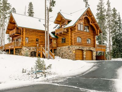Photo for Sleeps 16 in Luxury! | Private Hot Tub | A+ Amenities including Movie Theatre