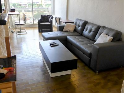 Photo for Nice apartment for 4 guests with WIFI, TV, balcony and pets allowed