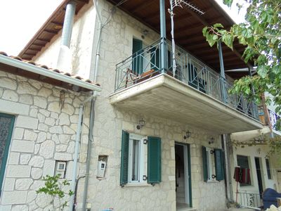 Photo for Traditional Country House on Lefkas Mountain