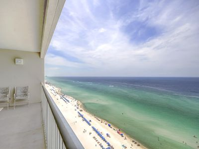 Photo for ☀9th FL Gulf Front Views @ Majestic 2-1905-3BR☀5Pools! OPEN May 27 to 30 $1150!