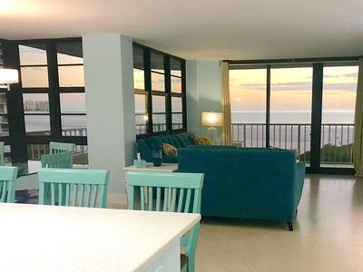 Photo for Absolutely the Best Beach & City Views...High-End Renovation...Free WiFi