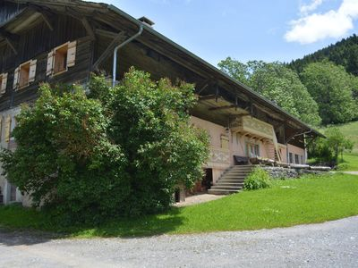 Photo for Renovated old farmhouse Chalet of 180m² *** in the heart of the Portes du Soleil